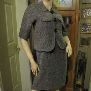 Jessica Howard 2 pc. Weaved Dress with Jacket 6